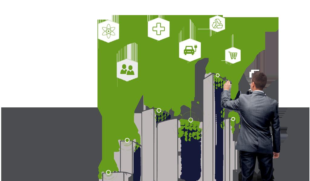 새로운 세상의 발견: AI 도시와 수소경제