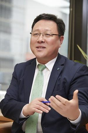시석중 IBK기업은행 마케팅그룹 부행장